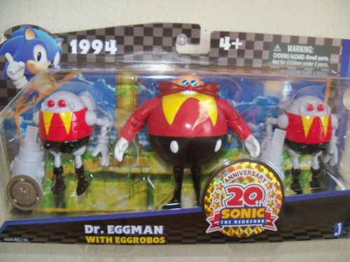 Lazblog Reviews More New Jazwares Sonic Figures