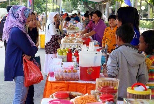 Bisnis Kuliner Saat Ramadhan