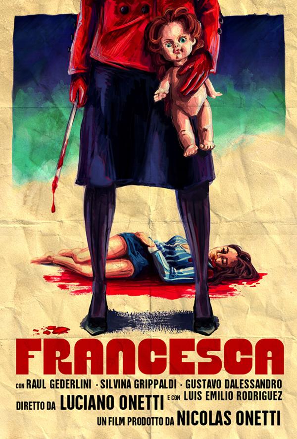 Poster do filme Francesca