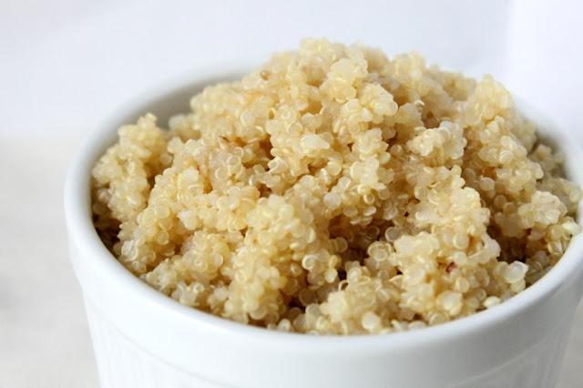 Cum sa pregatesti cea mai pufoasa quinoa