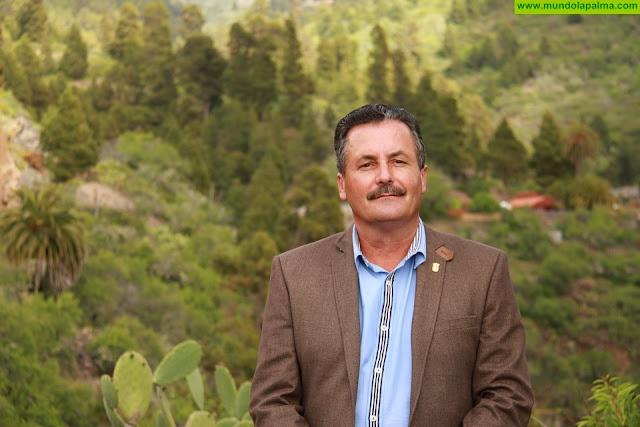 Vicente Rodríguez reelegido candidato a la alcaldía de Puntagorda