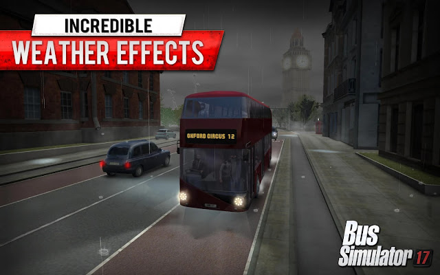 Bus Simulator 17 APK MOD Unlimited Money + Unlocked