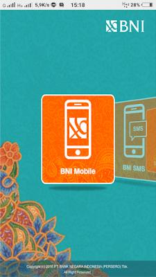 Cara Daftar dan Aktivasi Mobile Banking BNI