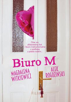 """""""Biuro M"""" – Magdalena Witkiewicz, Alek Rogoziński"""