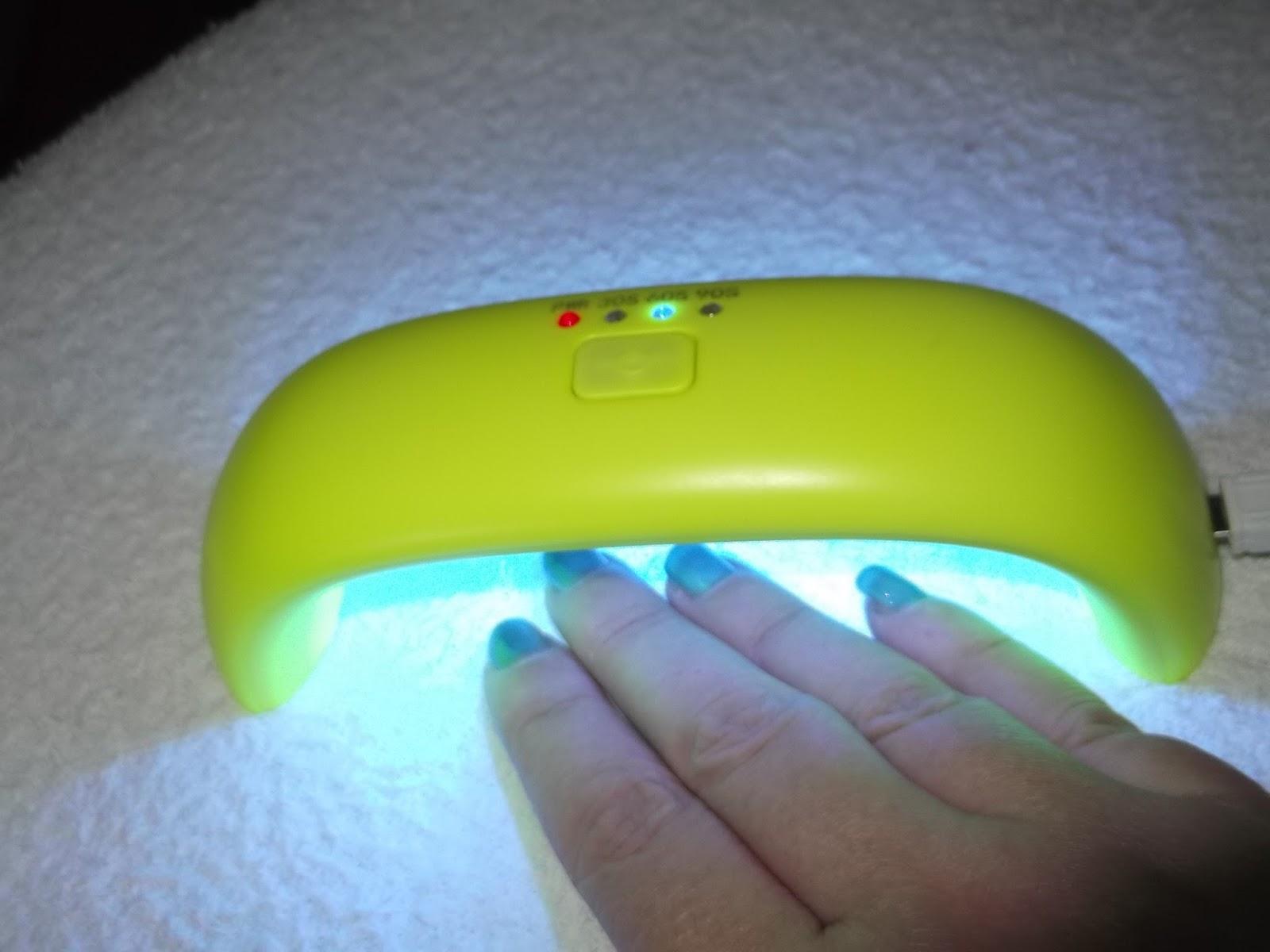 Belswan: Mi lámpara para uñas de gel de Beauty Bigbang