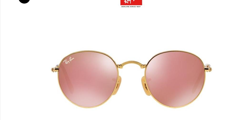 Na postagem anterior eu falei sobre a personalização dos óculos da Ray-Ban.  Hoje eu vou mostrar os Tops 5 óculos espelhado da Sunglasshut   6a10eb42df