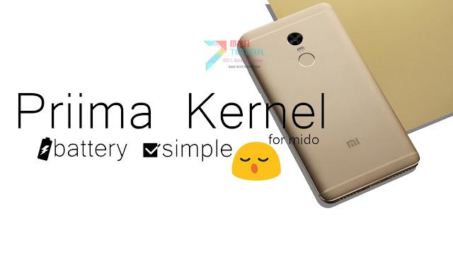 Priima Kernel: Another Custom Kernel untuk Xiaomi Redmi Note 4X/PRO: Sudah Ada yang Coba? Ini Tutorial Cara Installnya