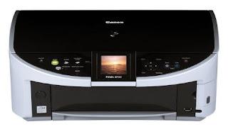 Canon PIXMA MP500 Printer Driver Download