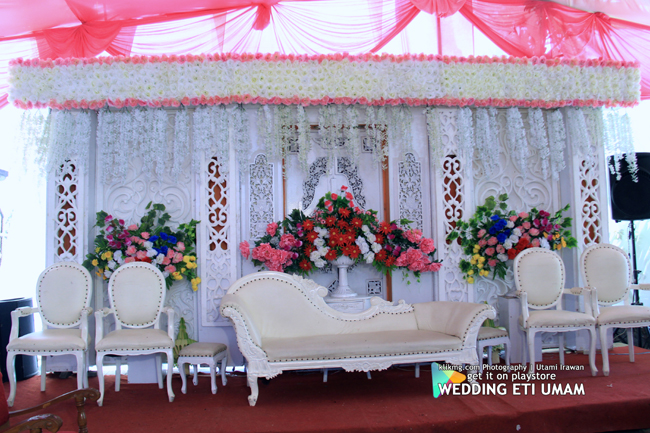 Wedding ETI & UMAM - 09 Oktober 2015 | Foto oleh : Klikmg Fotografer Wedding Purwokerto