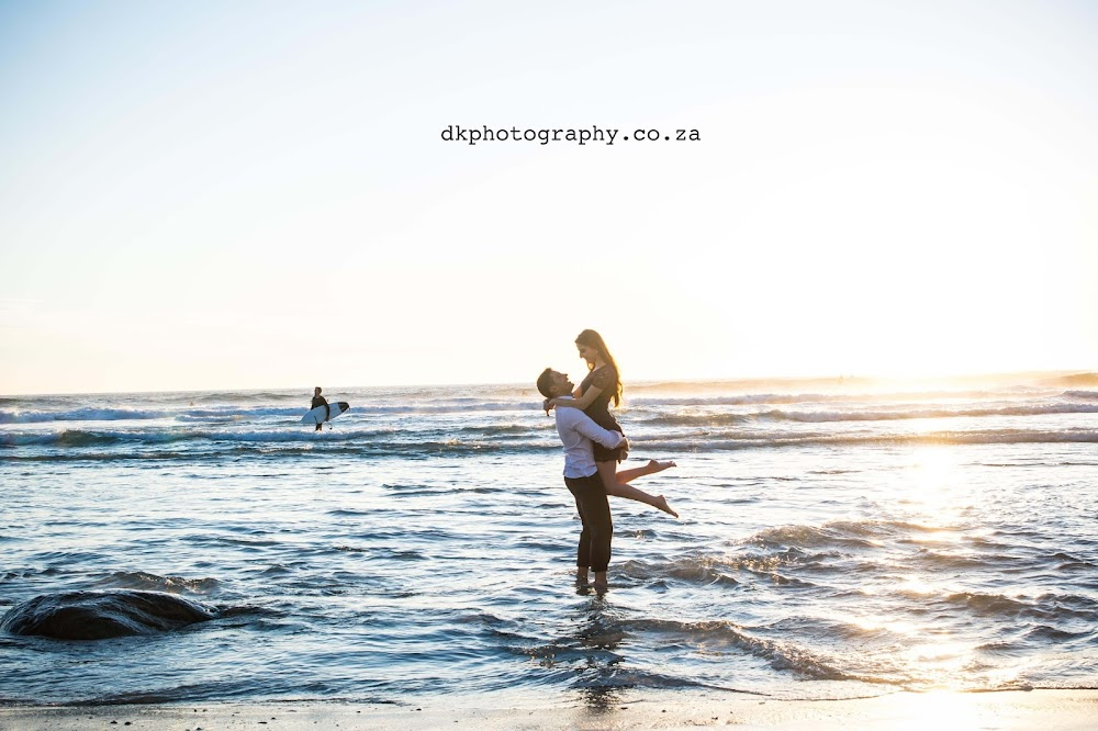 DK Photography 17 Preview ~ Clarissa & Dean's Engagement Shoot on Llandudno Beach & Suikerbossie Forest  Cape Town Wedding photographer