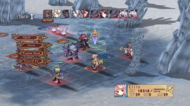 Agarest Generations of War PC Games Gameplay