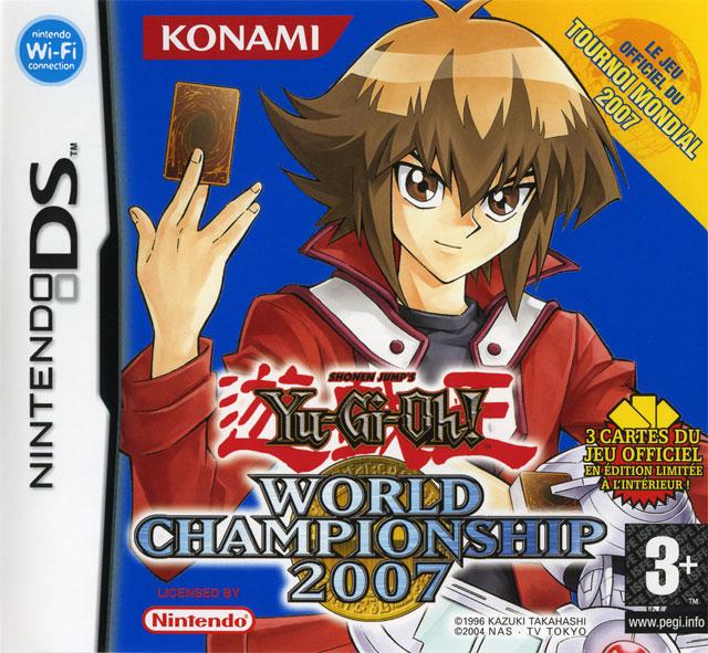 Yugioh World Championship 2007 Nintendo DS Action Replay