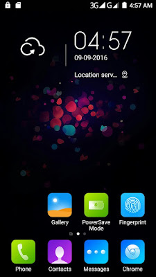 Infinix hot 4 custom rom