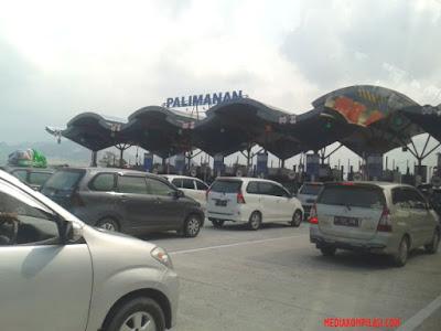 Gerbang Tol Palimanan