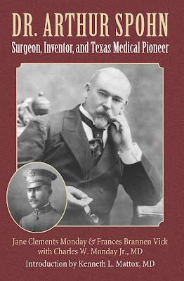 Dr. Arthur Spohn book cover