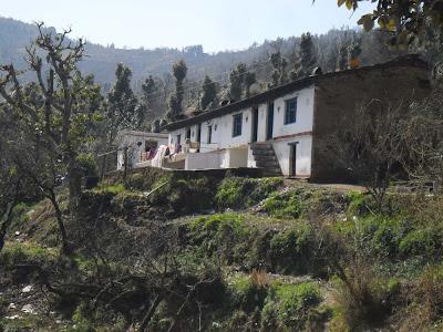 यात्रा कुमाऊँ के एक गाँव की