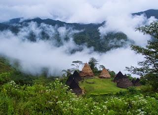 Feel the Life of Indigenous Village Wae Rebo East Nusa Tenggara Indonesia