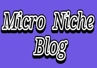Micro Niche