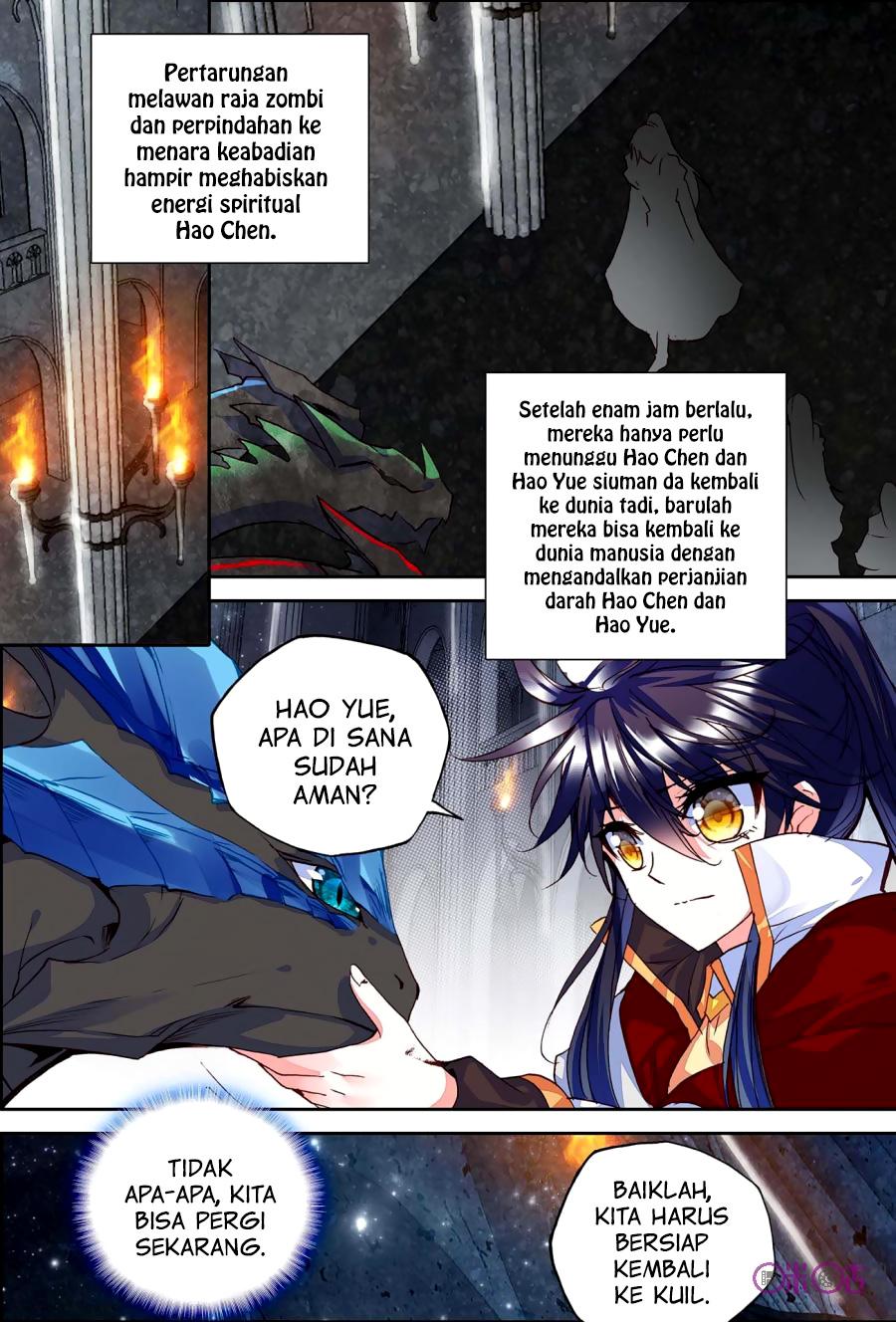 Shen Yin Wang Zuo Chapter 129