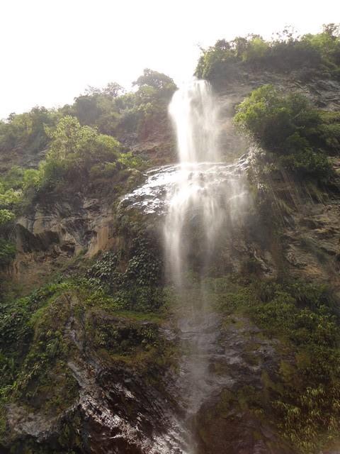 Waterfalls In Trinidad   Blue Basin Waterfall would love ...  Trinidad And Tobago Maracas Falls