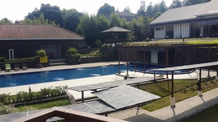 Villa Salak Pancawati