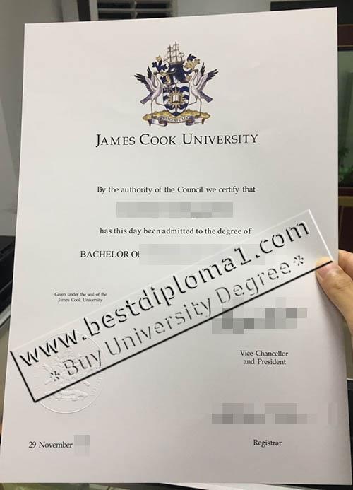 JCU diploma