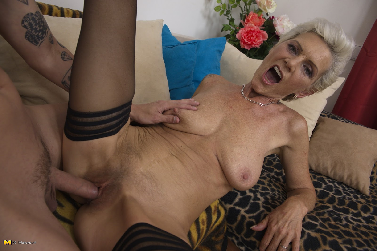 80 year old granny - 1 part 5