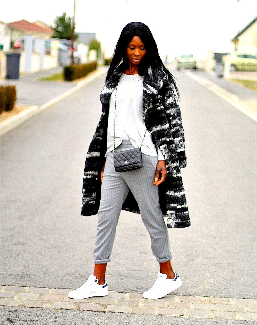 sneakers-baskets-stan-smith-sac-chanel-woc-style-blogger