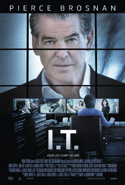 Poster of I.T. 2016 720p English HDRip Full Movie Download