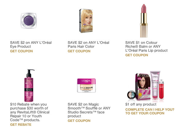 image about Loreal Coupon Printable called Loreal cosmetics discount coupons 2018 - Be successful 800 discounts