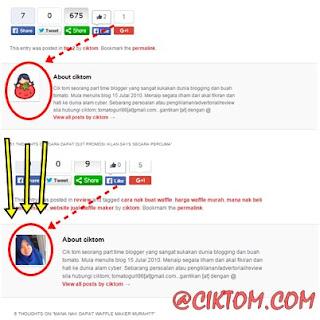 Tutorial Tukar Gambar Gravatar di WordPress