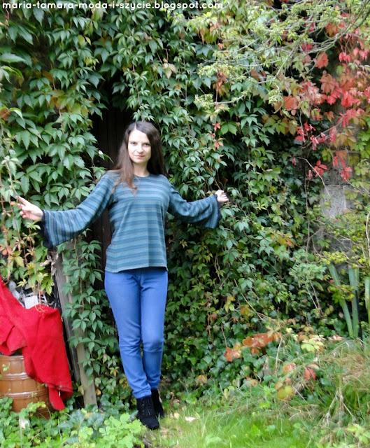 bluzka jesień