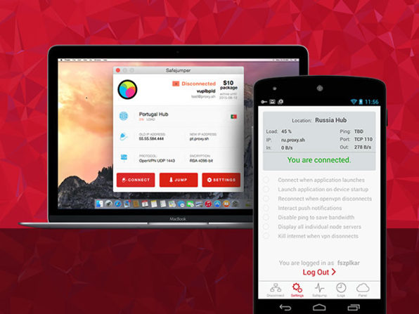 Proxy VPN Discount for Solid Plan Lifetime Subscription