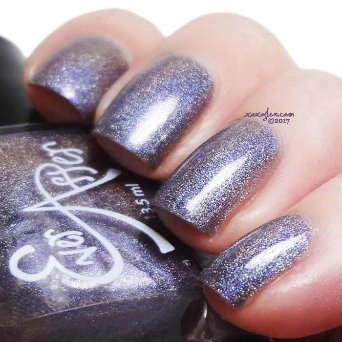 xoxoJen's swatch of Ever After 525600 Minutes