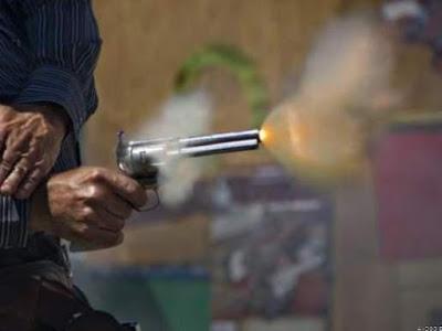 Gun Shot As He Refuse To Give Cigarette Uttar Pradesh