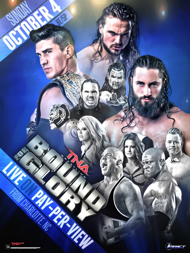 Across The Pond Wrestling: PPV Review: TNA Bound for Glory 2015