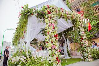 mẫu cổng hoa cưới đẹp nhất 8