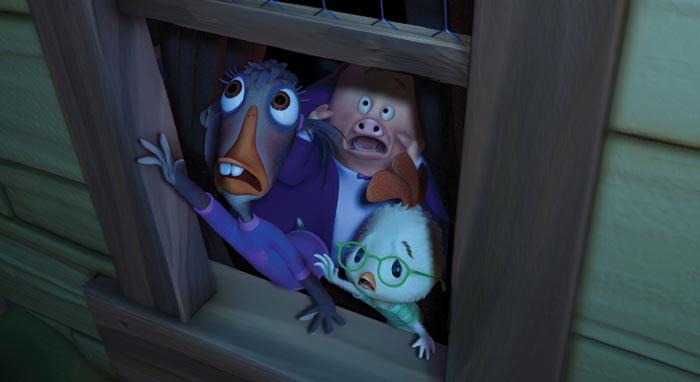 Ugly Duckling Chicken Little Chicken Little 2005 animatedfilmreviews.filminspector.com
