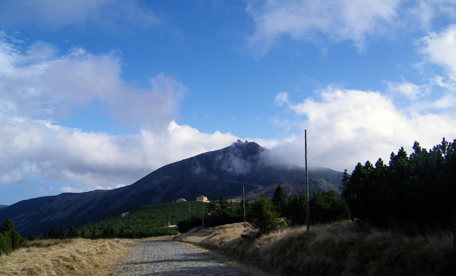 Blog górski, szlak na Śnieżkę, Kiedy jechać w góry?