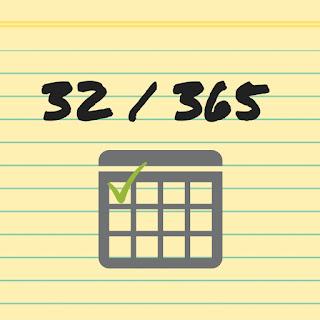 De eerste maand 365 dagen bloggen