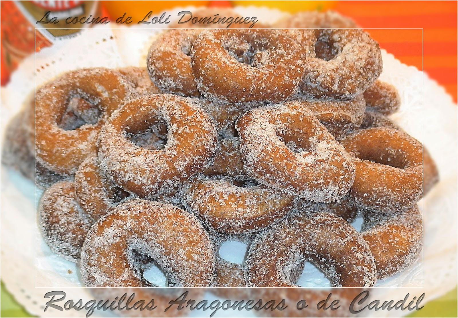 la cocina de loli dom nguez rosquillas aragonesas o de candil