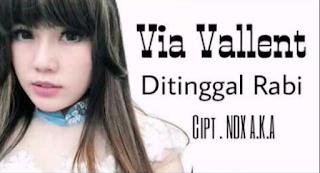 Download Lagu Via Vallen - Ditinggal Rabi [Album Sera Pokok e Koe]