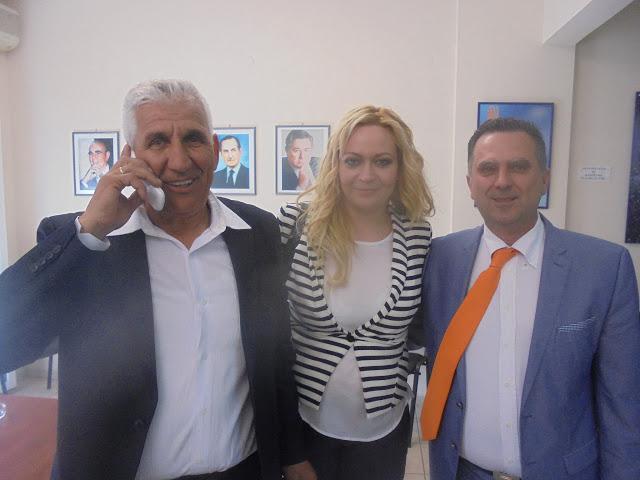 Νέος Πρόεδρος της ΝΟΔΕ Πιερίας ο κ. Γιάννης Κουρινιώτης.  79c801a3bd6