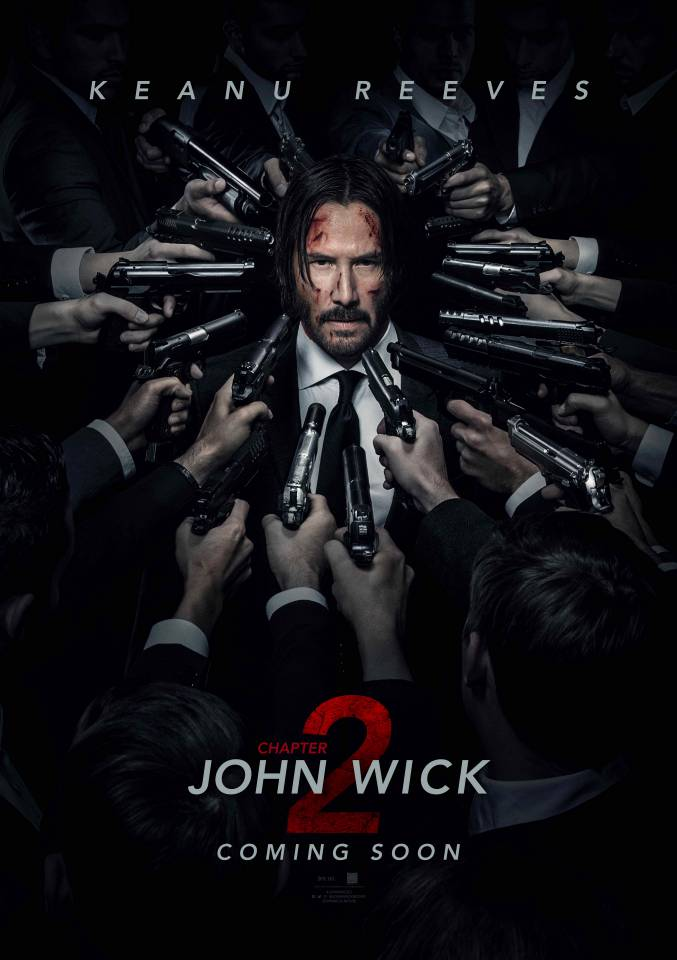 John Wick 2 Official Poster