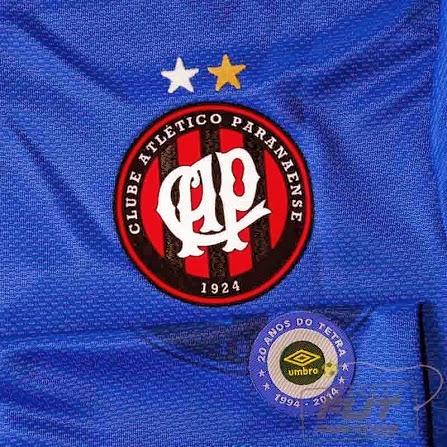 Atlético Paranaense apresenta camisa azul em homenagem a Seleção Brasileira 0ab262de2bf4f