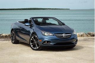 2020 Buick Cascada Concept revue, date de sortie et intérieur