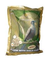 Pakan Burung Perkutut Merk Gold Coin