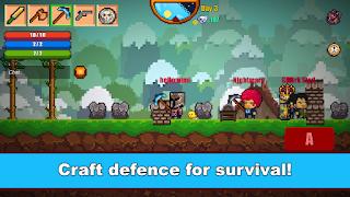 Pixel Survival Game Mod