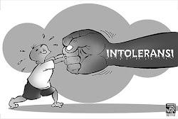 Menyikapi Intoleransi yang Bergemuruh