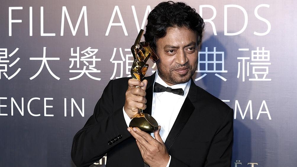Murió Irrfan Khan, figura de Bollywood conocido por ¿Quién quiere ser millonario?